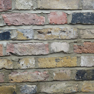Handmade Mixed Yellow Stock Bricks